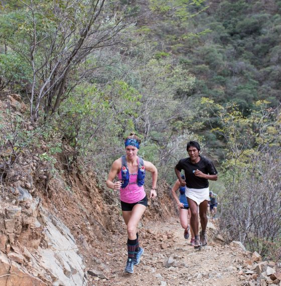 A Trail Running Dream Come True: 6 Miles in the Copper Canyon