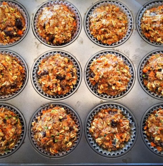Superhero Muffins: A Snacktime Favorite